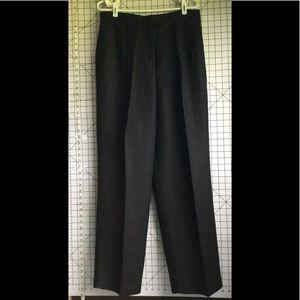 Harris/Wallace Black Dress Pants (size 14)